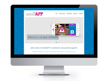 EnseñAPP web